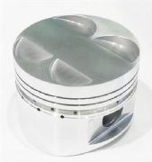 Cosworth forged piston set Ford BDA 80.95mm 11.4:1 CR Atlantic